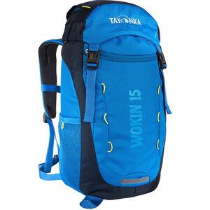 Tatonka Wokin 15 Bagpack Kinder bright blue bright blue