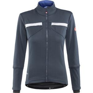 Castelli Dinamica Jacket Women dark/infinity blue bei fahrrad.de Online