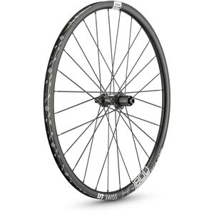 "DT Swiss HG 1800 Spline 25 Hinterrad 27.5"" Disc CL 142/12mm Steckachse black black"