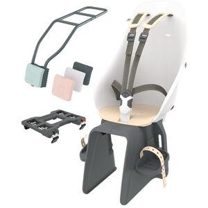 Urban Iki Kindersitz für Sitzrohr shinju white/kinako beige shinju white/kinako beige