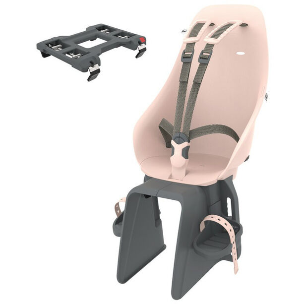 Urban Iki Kindersitz für Gepäckträger sakura pink/sakura pink