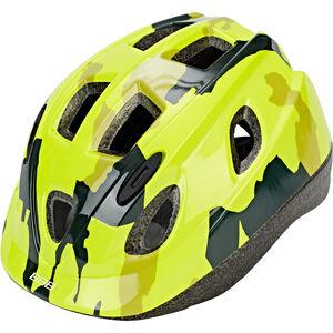 BBB Boogy BHE-37 Helm Camouflage  neon gelb bei fahrrad.de Online