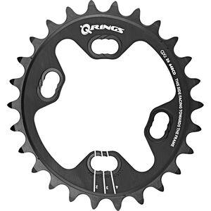 Rotor QX2 Q-Ring MTB Kettenblatt Shimano XT 8000 64mm innen schwarz bei fahrrad.de Online