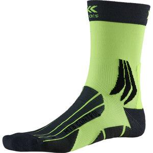 X-Socks MTB Control Socks charcoal /phyton yellow charcoal /phyton yellow
