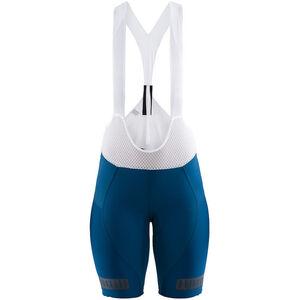 Craft Hale Glow Bib Shorts Damen nox/white nox/white