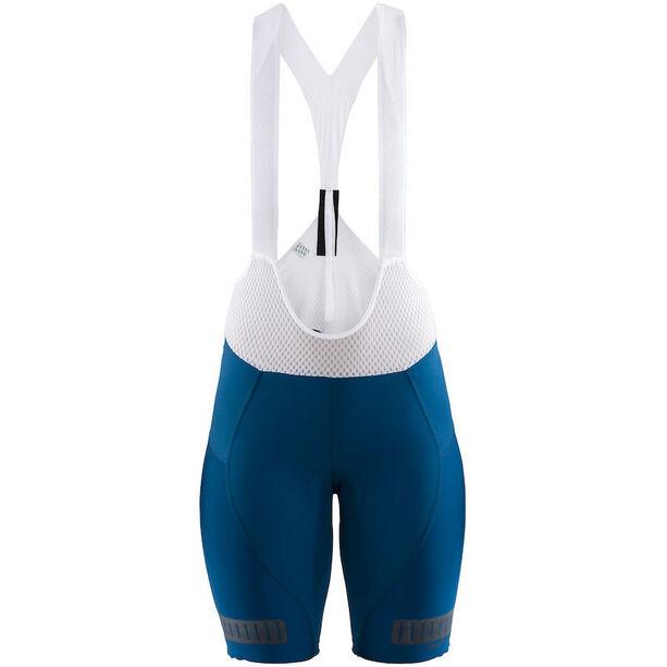 Craft Hale Glow Bib Shorts Damen nox/white