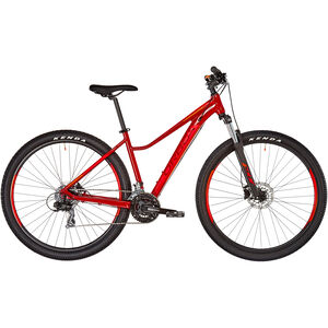"ORBEA MX ENT 60 29"" garnet/orange bei fahrrad.de Online"