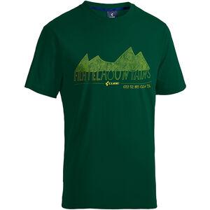 Cube Fichtelmountains T-Shirt Kids green'n'yellow bei fahrrad.de Online
