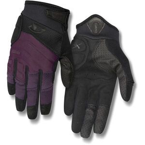 Giro Xena Gloves Damen dusty purple/black dusty purple/black