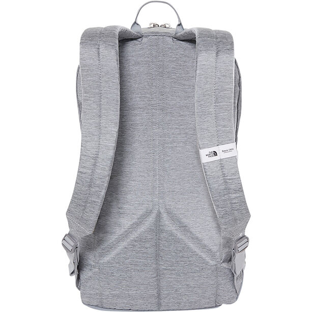 The North Face Rodey Backpack mid grey dark heather/tnf black