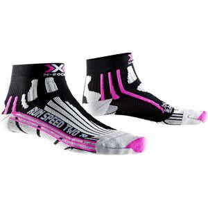 X-Socks Run Speed Two Socks Women Black/Fuchsia bei fahrrad.de Online