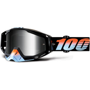 100% Racecraft Anti Fog Mirror Goggles starlight bei fahrrad.de Online