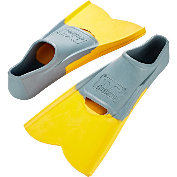 TYR Crossblade Fins M black/yellow