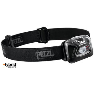 Petzl Tactikka Stirnlampe black black