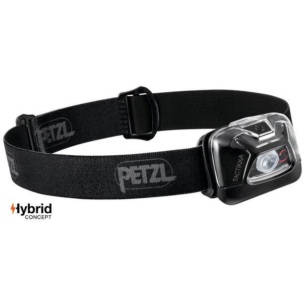 Petzl Tactikka Stirnlampe black