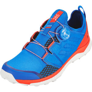 adidas TERREX Agravic Boa Shoes Herren blue beauty/core black/active red blue beauty/core black/active red