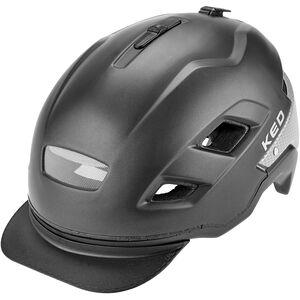 KED Berlin Helmet black matt black matt