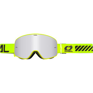 ONeal B-50 Goggles FORCE hiviz-mirror silver bei fahrrad.de Online