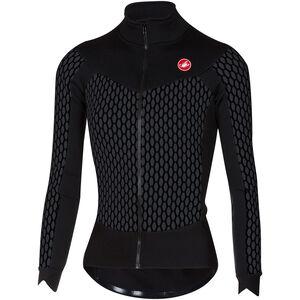 Castelli Sfida Full-Zip Jersey Damen anthracite/black anthracite/black