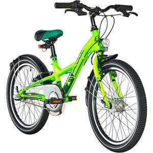 s'cool XXlite 20 3-S steel Neon Green bei fahrrad.de Online
