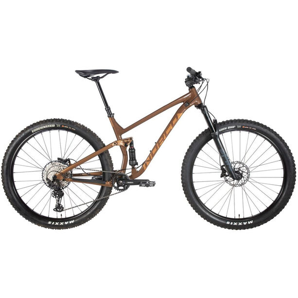 """Norco Bicycles Fluid FS 1 29"""" brown/copper"""