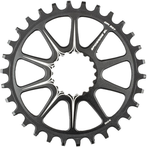 Cannondale Spidering Ai X-Sync Chainring 10-speed black