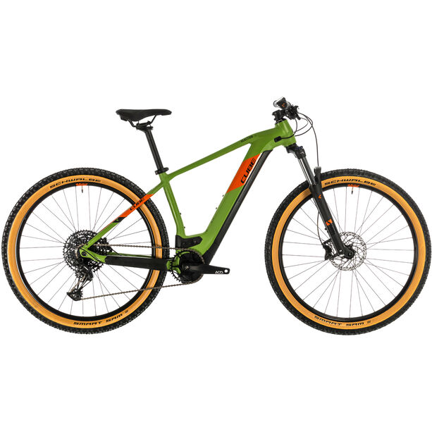 Cube Reaction Hybrid EX 625 green/orange