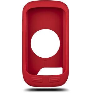 Garmin Edge 1000 Schutzhülle gummiert rot rot