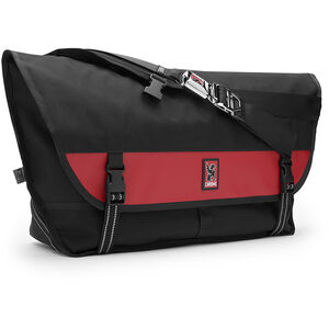 Chrome Citizen Umhängetasche black/red black/red