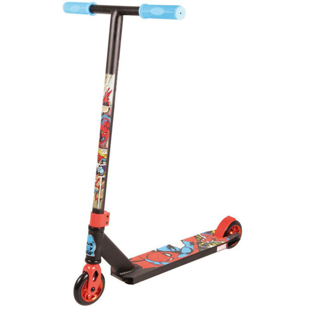MADD GEAR Extreme Marvel Stuntscooter Kinder spider man