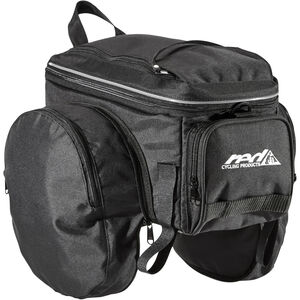 Red Cycling Products Rack Pack Gepäckträgertasche XXL schwarz schwarz