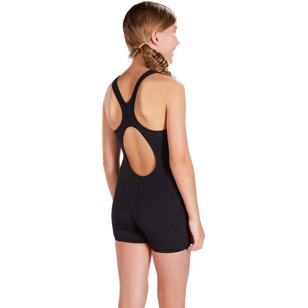 speedo Essential Endurance+ Legsuit Mädchen black