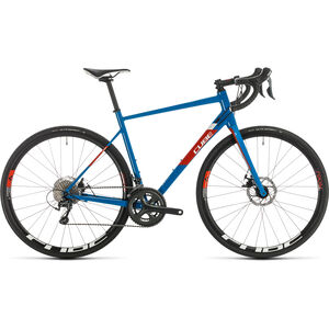 Cube Attain Race Disc blue/red blue/red