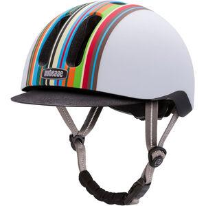 Nutcase Metroride Helmet Technicolor Matte bei fahrrad.de Online