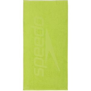 speedo Easy Towel 50x100cm apple green apple green