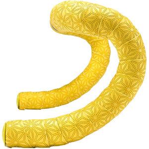 Supacaz Super Sticky Kush Starfade Lenkerband gelb gelb