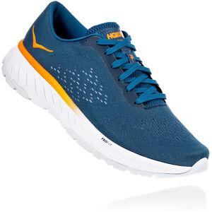 Hoka One One Cavu 2 Running Shoes Herren corsair blue/bright marigold corsair blue/bright marigold
