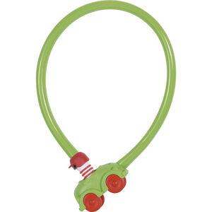ABUS My First 1505/55 Kabelschloss green green