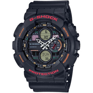 CASIO G-SHOCK Classic GA-140-1A4ER Watch Men black black