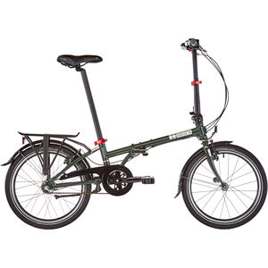 "DAHON Boardwalk i3 20"" green green"