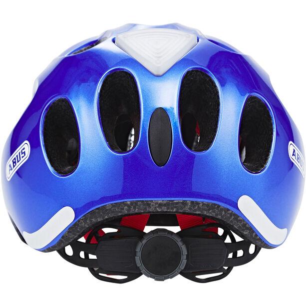 ABUS Youn-I Helmet Kinder sparkling blue
