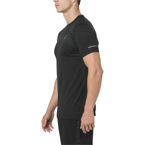 asics Seamless SS Texture Shirt Herren