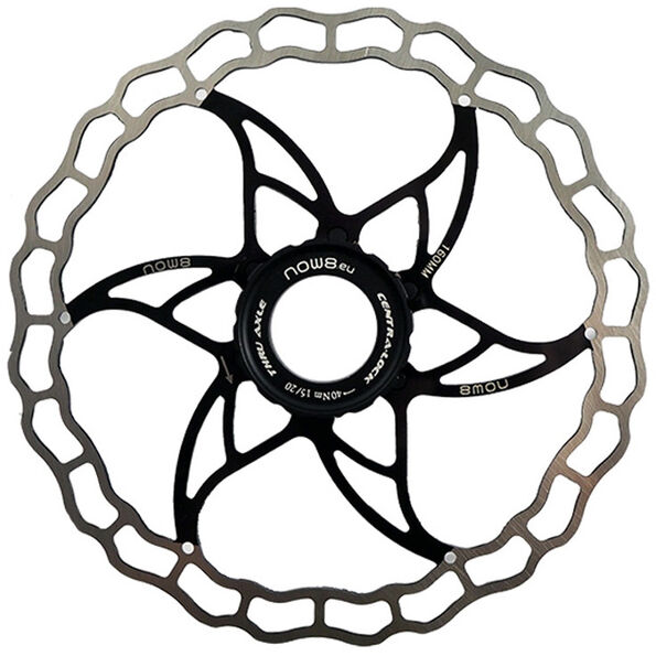 NOW8 Centerlight Disc Brake Rotor with Lockring