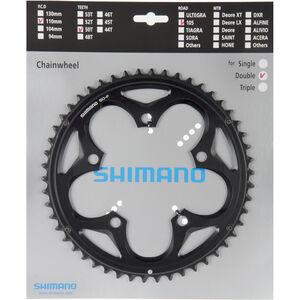 Shimano 105 FC-5750 Kettenblatt 10-fach schwarz bei fahrrad.de Online