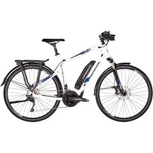 HAIBIKE SDURO Trekking 4.0 Herren weiß/blau/schwarz bei fahrrad.de Online