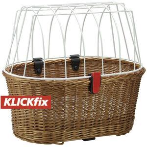 KlickFix Doggy Basket GTA grau bei fahrrad.de Online