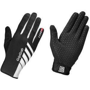GripGrab Raptor Lightweight Raceday Windproof Winter Gloves black black