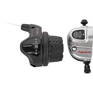 Shimano NEXUS SL-3S41 Grip Shifter 3-speed right schwarz schwarz