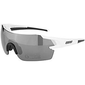 BBB FullView BSG-53 Sportbrille weiß glanz weiß glanz