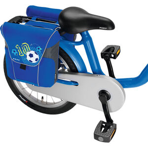 Puky DT 3 Doppeltasche Kinder blau fußball blau fußball